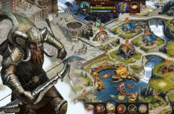 Bei Vikings: War of Clans zum mächtigen Wikinger aufsteigen