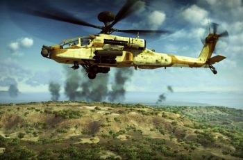 Apache – Air Assault: Koop-Heli-Simulation angekündigt