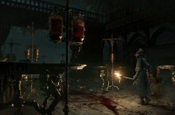 Bloodborne: Produzent Masaaki Yamigawa im Entwicklervideo