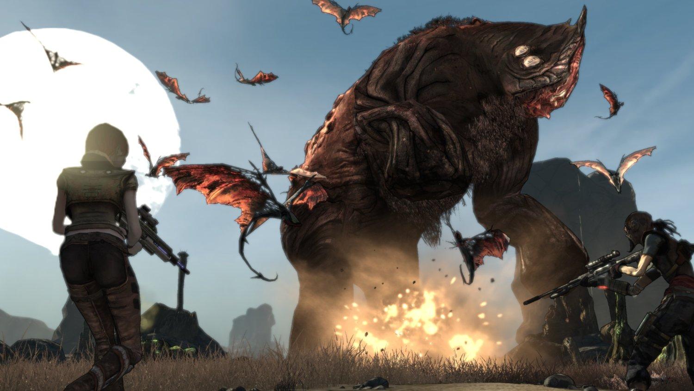 Borderlands Screenshot 3