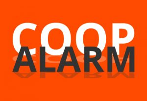 Co-Op Alarm