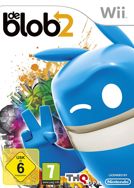 De Blob 2 Wii