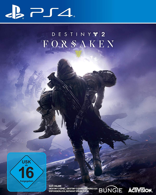 Destiny 2 – Forsaken PS4