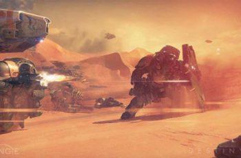 Sony zeigt neuen Destiny-Trailer für die PS4 Version