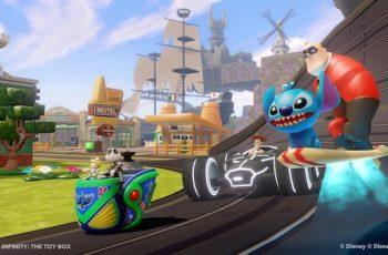 Kostenloses Upgrade für Disney Infinity zur Wii U Version