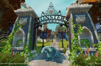 Neues Playset für Disney Infinity