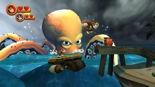 Donkey Kong: Country Returns Screenshot 2