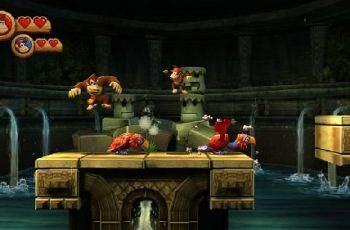 Donkey Kong Country Returns: Weitere neue Gameplay-Videos