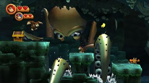 Donkey Kong: Country Returns Screenshot 4