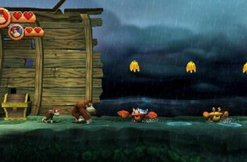 Donkey Kong Country Returns: Donkey und Diddy kommen auf die Wii