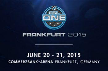 ESL One erneut in Frankfurt
