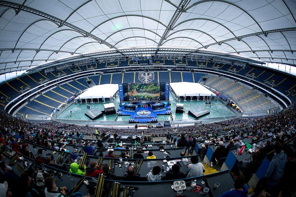ESL One Frankfurt 2015 - Die besten Plätze im Stadion