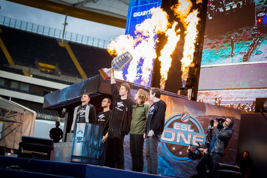ESL One Frankfurt 2015 - Team Secret geht als Sieger hervor