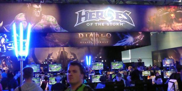 Gamescom 2014: Blizzard