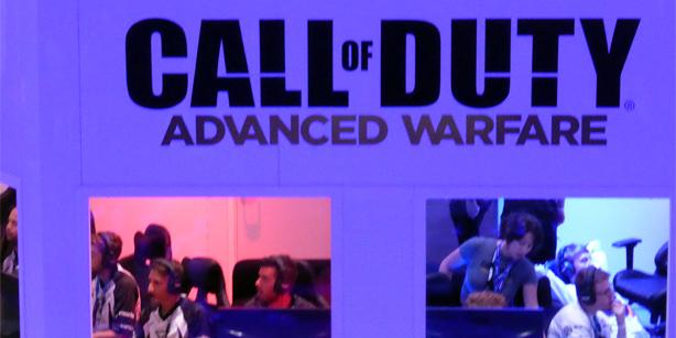 Gamescom 2014: Call of Duty: Advanced Warfare