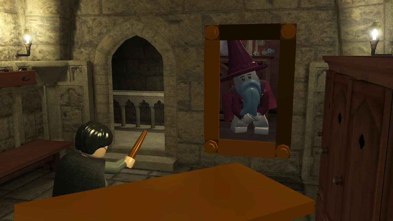 LEGO Harry Potter - Die Jahre 1-4 Screenshot 2