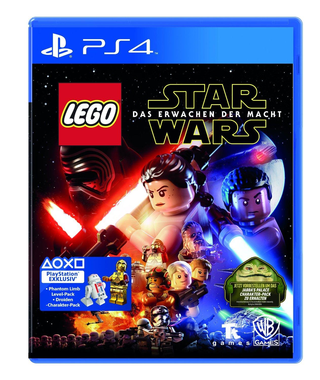 LEGO Star Wars: Das Erwachen der Macht PS4 Packshot