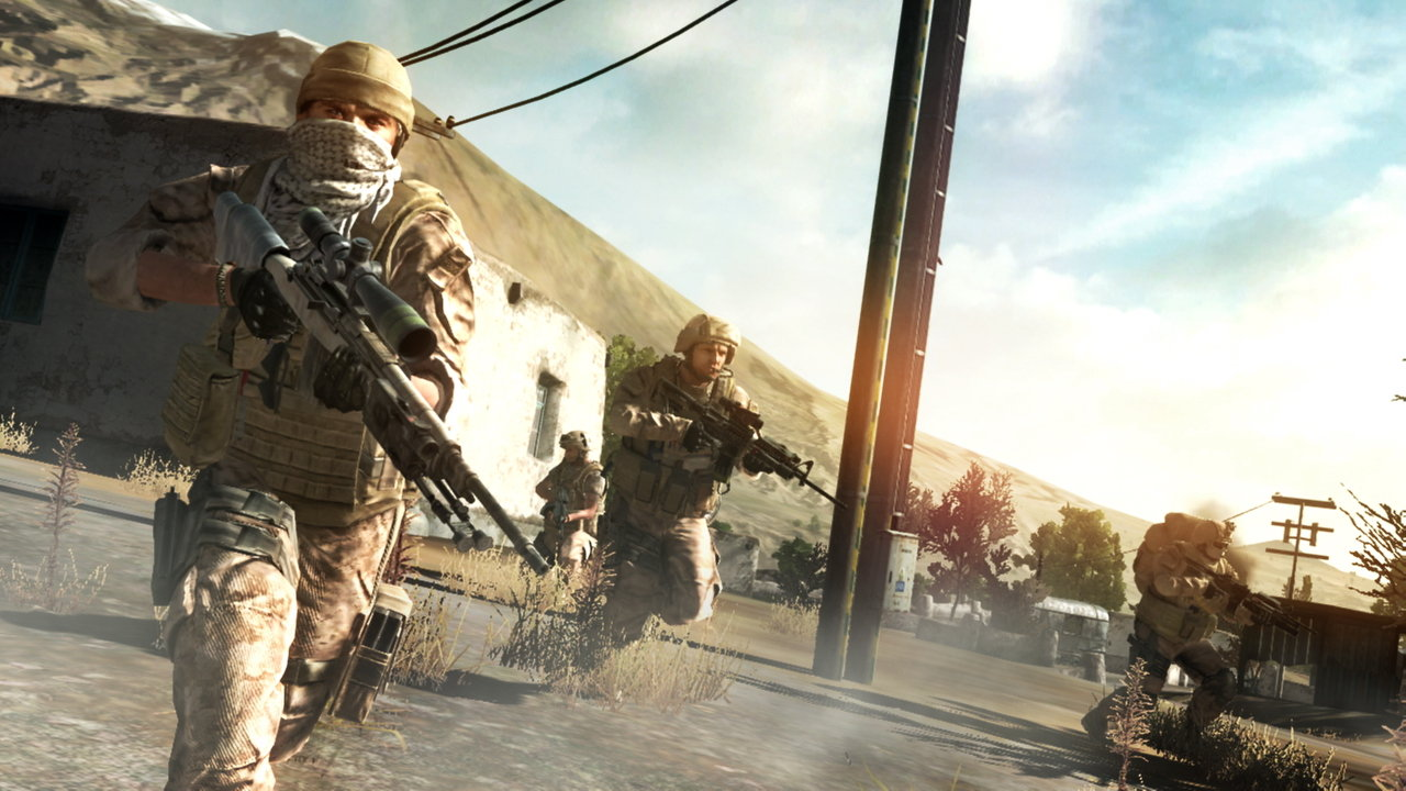 Operation Flashpoint: Red River Screenshot 7