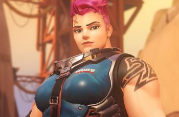 Overwatch – Zarya Gameplay vorgestellt