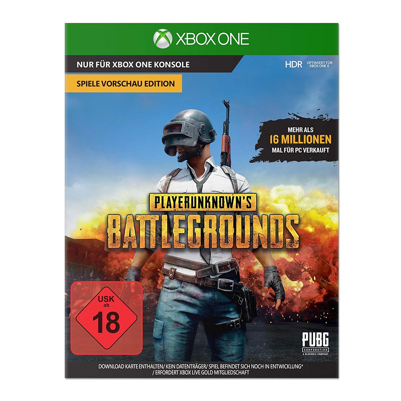 PlayerUnknown´s Battlegrounds (PUBG) PC