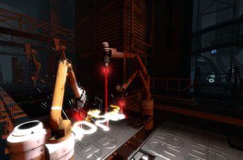 Portal 2: Neuer Trailer wirbt für flexible Boden- und Wandplatten