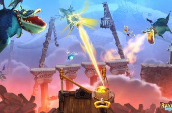 Rayman Legends nun auch für Next-Gen-Konsolen erhältlich