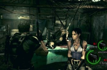 Resident Evil 5 Gold Edition – Steamedition verliert Split-Screen Funktion