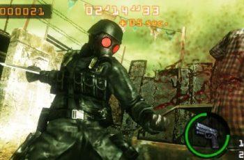 Resident Evil – Mercenaries 3D: Erster Trailer des Nintendo 3DS Ablegers