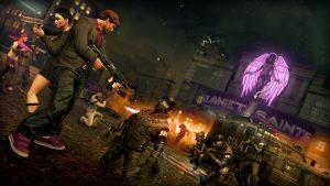 Saints Row: The Third Screenshot 2
