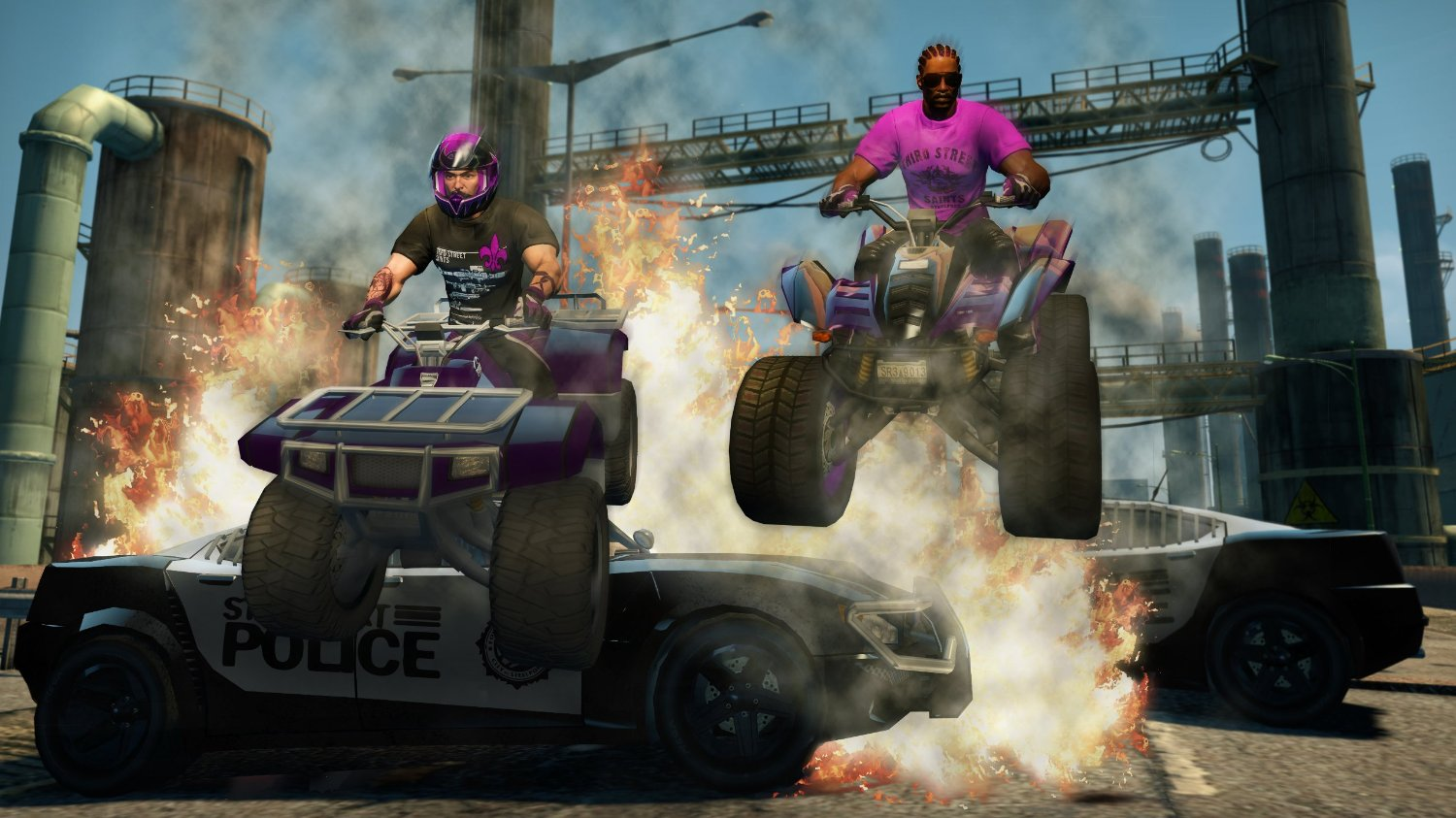 Saints Row: The Third Screenshot 4