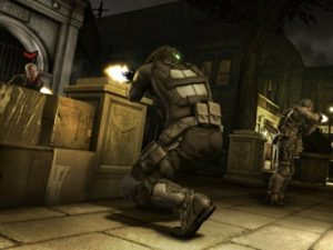 Tom Clancy's Splinter Cell: Conviction Screenshot 6