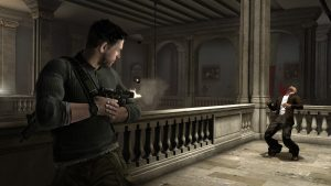Tom Clancy's Splinter Cell: Conviction Screenshot 2