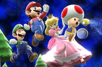 Nintendos Helden polieren sich wieder gegenseitig die… Gesichtsstruktur