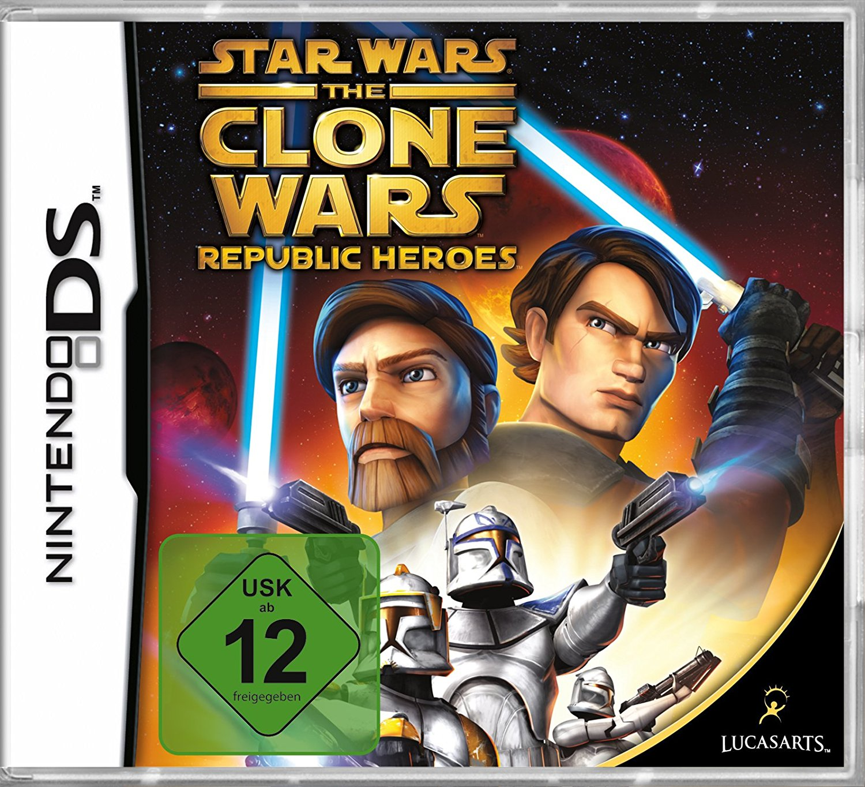 Star Wars: The Clone Wars – Republic Heroes
