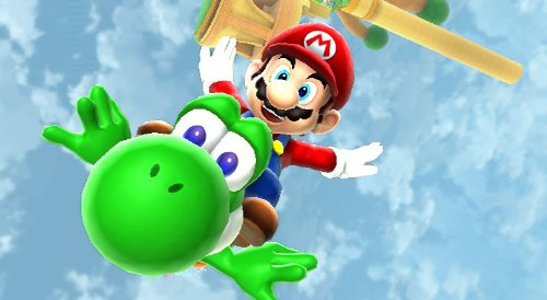 Super Mario Galaxy 2 Screenshot 1