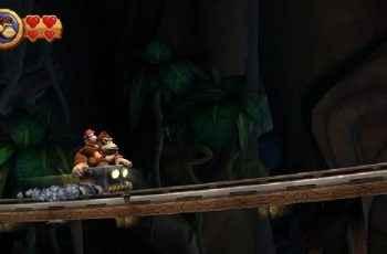 Donkey Kong Country Returns: Neue Gameplay-Szenen
